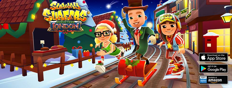 subway surfers apk play store