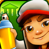 Subway Surfers Rome Icon