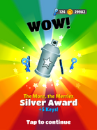 AwardSilver-TheMoreTheMerrier