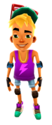 Nick Default Outfit