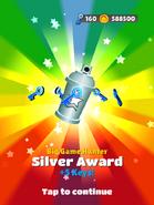 AwardSilver-BigGameHunter