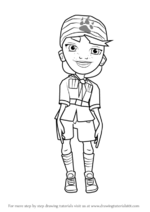 How-to-draw-Olivia-from-Subway-Surfers-step-0