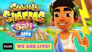 🔴 Subway Surfers live in Bali - Gameplay Livestream