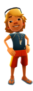 Brody Main Outfit
