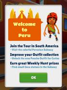 Peru 2017 Greeting