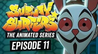 Subway Surfers The Animated Series - Episode 11 - Flux