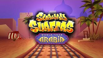 Subway Surfers World Tour - Arabia