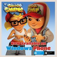 Subway Surfers Is Now Available On Windows Phones