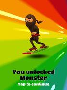 NinjaReceivingMonster3