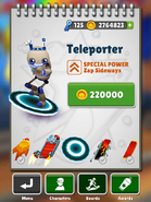 BuyingTeleporter