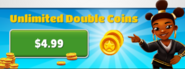 Subway Surfers Frizzy Double Coins