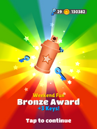 AwardBronze-WeekendFun