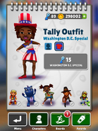 TallyOutfit