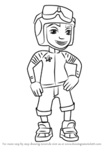 How-to-draw-Roberto-from-Subway-Surfers-step-0