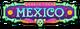 Mexico (Halloween 2017) Logo