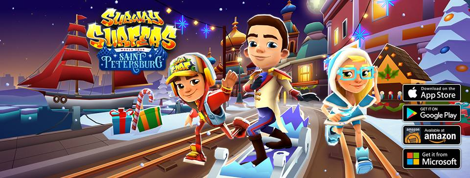 google subway surfers game please