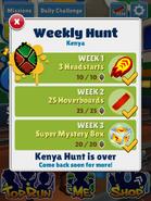 WeeklyHuntKenyaComplete