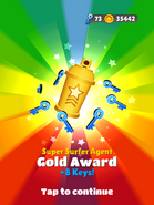 AwardGold-SuperSurferAgent