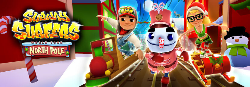 Subway Surfers World Tour- North Pole