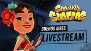 🔴 Bet You Can't Beat Our Score with Sofia 😈 Subway Surfers Gameplay Buenos Aires