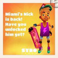 NickIsBack
