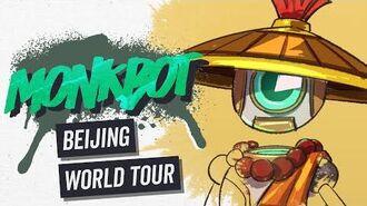 Subway Surfers World Tour 2020 - Monkbot