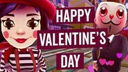 Happy Valentine's Day from Subway Surfers! ❤️️