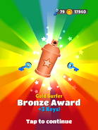 AwardBronze-GoldSurfer