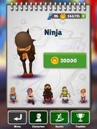 NinjaBowing