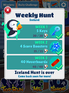 WeeklyHuntIcelandComplete