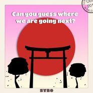 Tokyo 2015 Clue 1