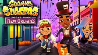 🇺🇸 Subway Surfers World Tour 2014 - New Orleans - Halloween (Official Trailer)