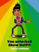 UnlockingShowOutfit