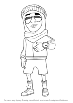 How-to-draw-Prince-K-from-Subway-Surfers-step-0