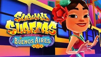 Subway Surfers World Tour 2020 - Buenos Aires