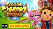🔴 Subway Surfers World Tour - Zürich Gameplay Livestream (2019)