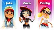 Coco,Jake,&Tricky
