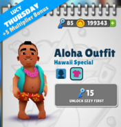 AlohaOutfit
