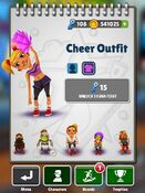 CheerOutfit