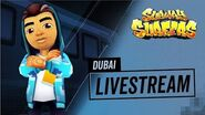 🔴 Live Stream Subway Surfers Gameplay Dubai-1