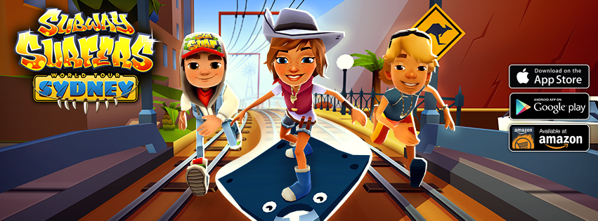 Subway surfers world tour sydney 2016 subway surfers - Subway surfers wiki ...