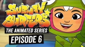 Subway Surfers The Animated Series - Episode 6 - Invention