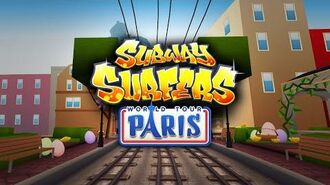 Subway Surfers World Tour - Paris