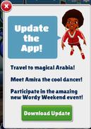 UpdateToArabia