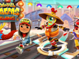 Subway Surfers World Tour: Beijing 2020