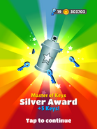 AwardSilver-MasterOfKeys