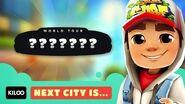 💡 Next Subway Surfers destination is...