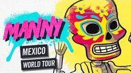 Subway Surfers World Tour 2019 - Manny