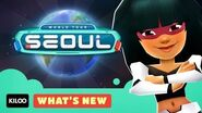 🌟 Subway Surfers World Tour 2019 - What's New Seoul