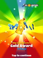AwardGold-BigGameHunter